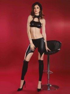 Busajna - top i legginsy w odważnym wydaniu
