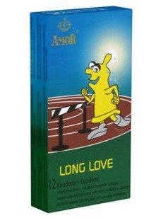 Long Love - przedłużające stosunek (12 szt.)