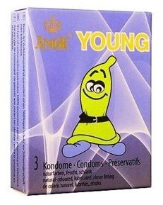 Young - ściślejsze przyleganie (3 szt.)
