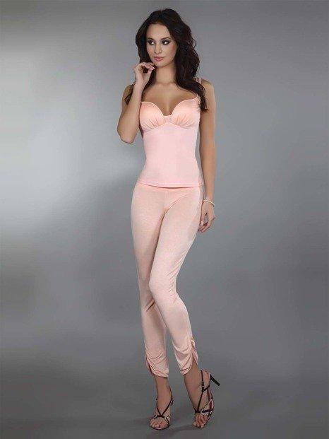 Rasine piżama - efektowny komplet idealnie podkreślający sylwetkę WYPRZEDAŻ